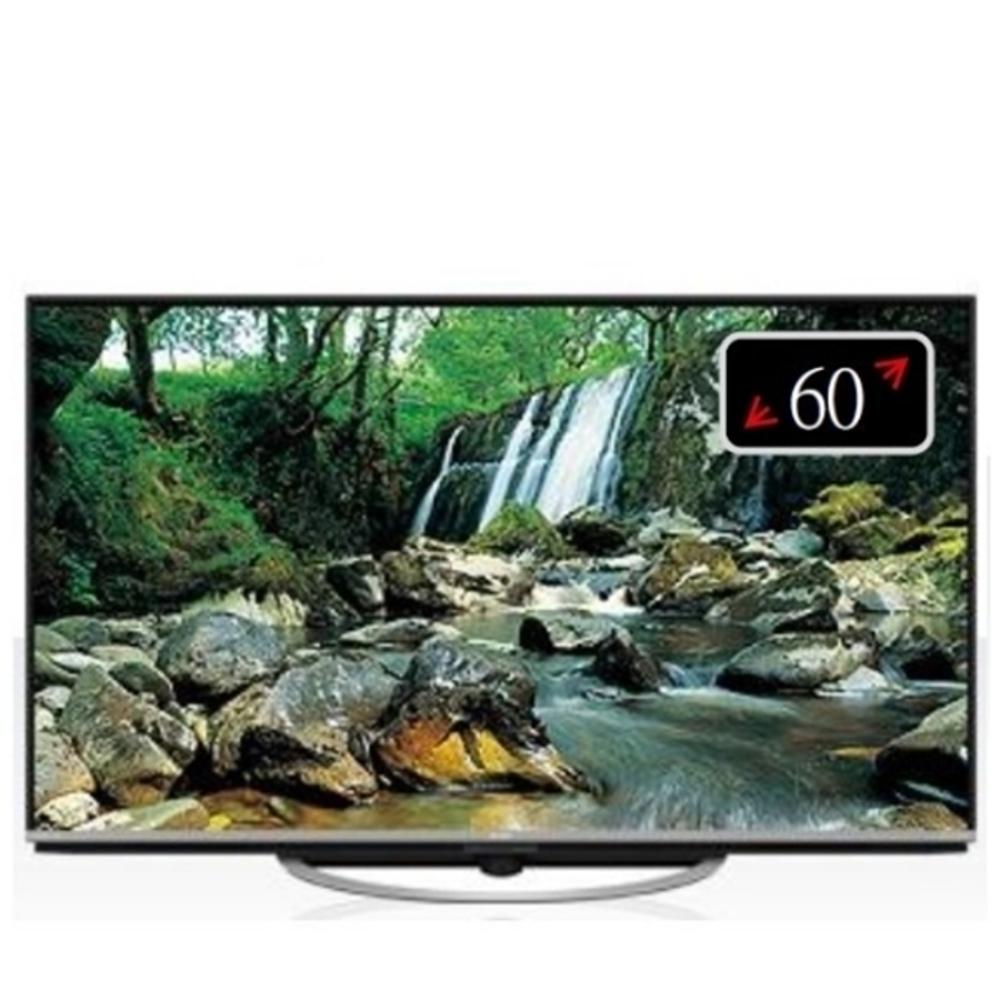 《全新福利品》SHARP夏普【4T-C60AM1T】60吋 4K UHD Android TV 聯網電視《來店LG加碼第2件現折94折+12期0利率》