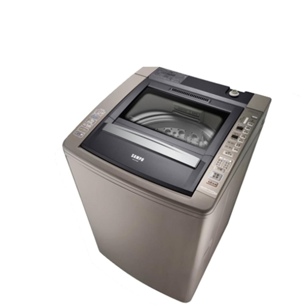 《結帳更優惠》SAMPO聲寶【ES-E15B(K1)】洗衣機《15公斤,好取式》《來店LG加碼第2件現折94折+12期0利率》