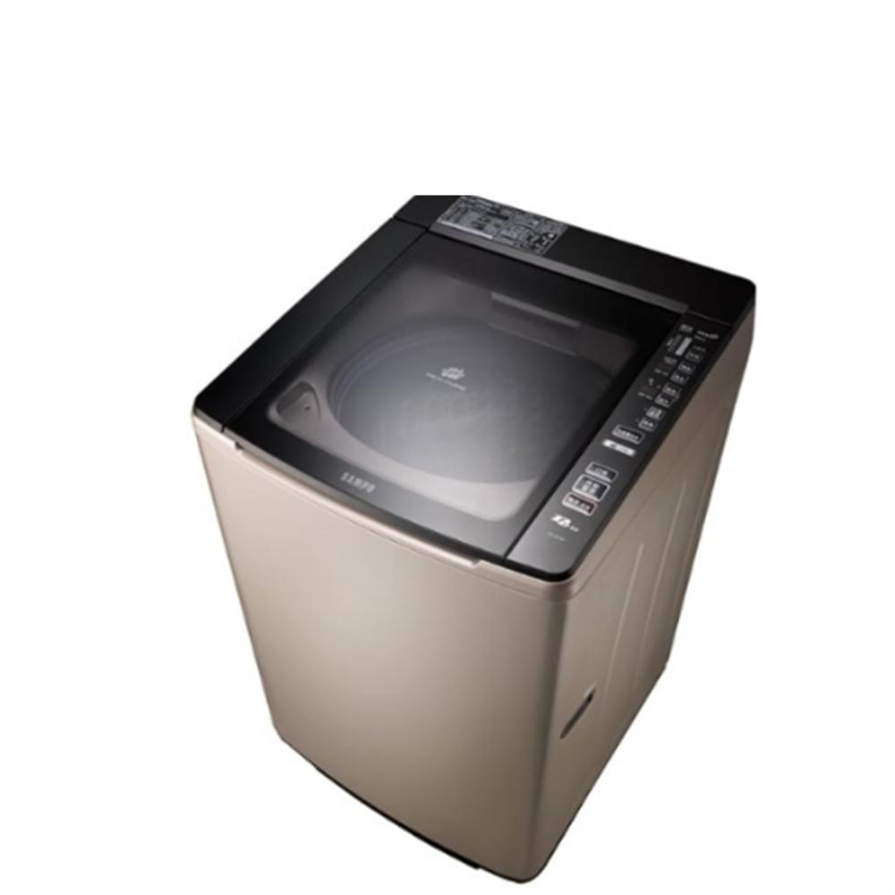 《結帳更優惠》SAMPO聲寶【ES-JD16P(Y1)】16公斤變頻好取式洗衣機《來店LG加碼第2件現折94折+12期0利率》