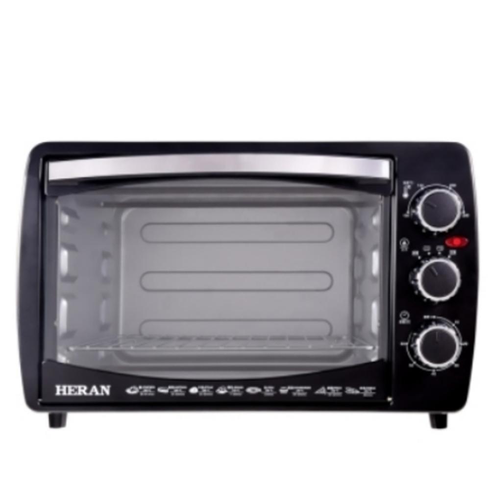 HERAN禾聯【HEO-2001BGH】20L三旋鈕電烤箱《來店LG加碼第2件現折94折+12期0利率》