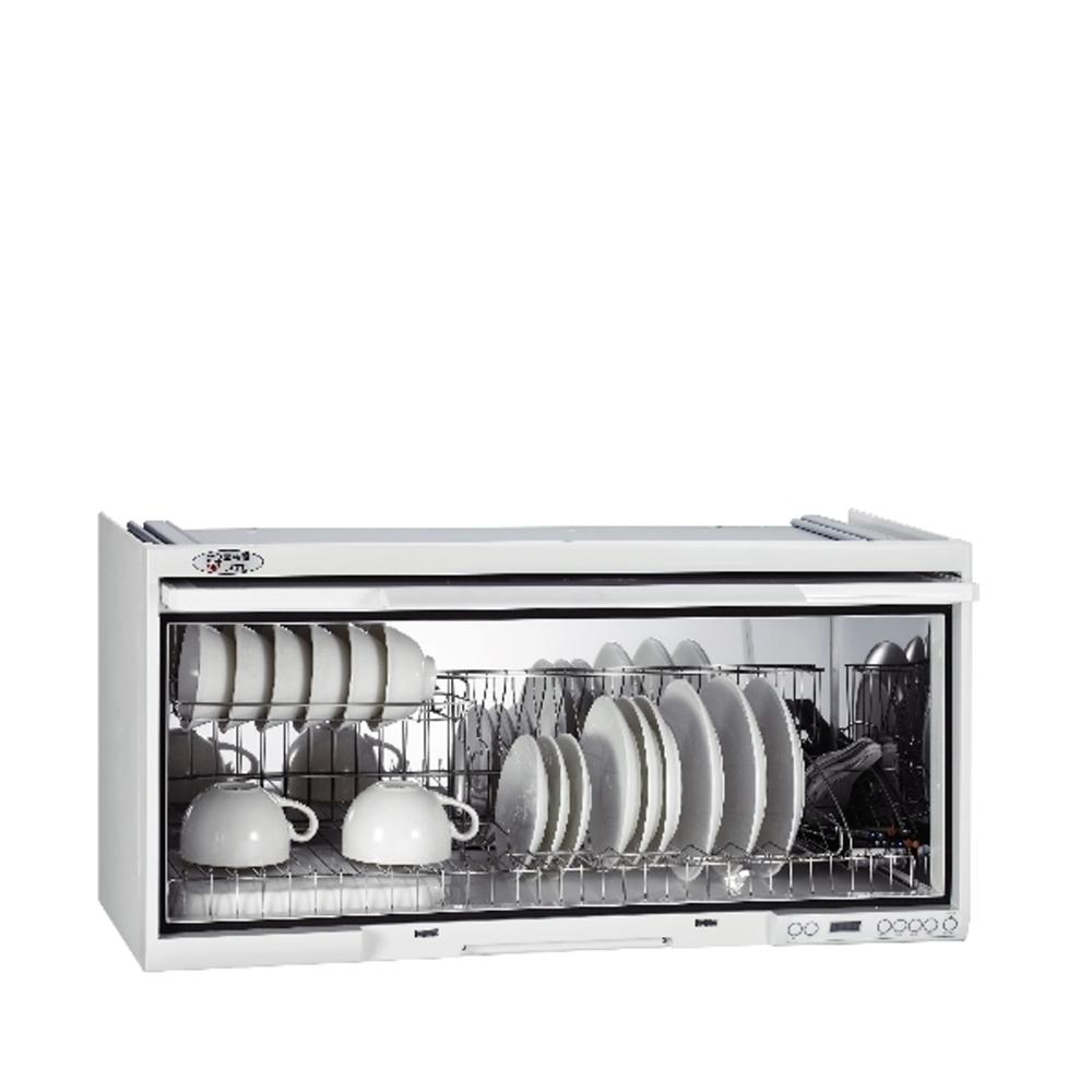 (全省安裝)喜特麗90公分臭氧電子鐘懸掛式(與JT-3690Q同款)烘碗機銀色JT-3690QY《來店LG加碼第2件現折94折+12期0利率》