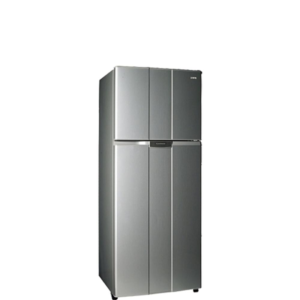 《結帳更優惠》SAMPO聲寶【SR-N53G(S3)】《535公升》雙門冰箱《來店LG加碼第2件現折94折+12期0利率》