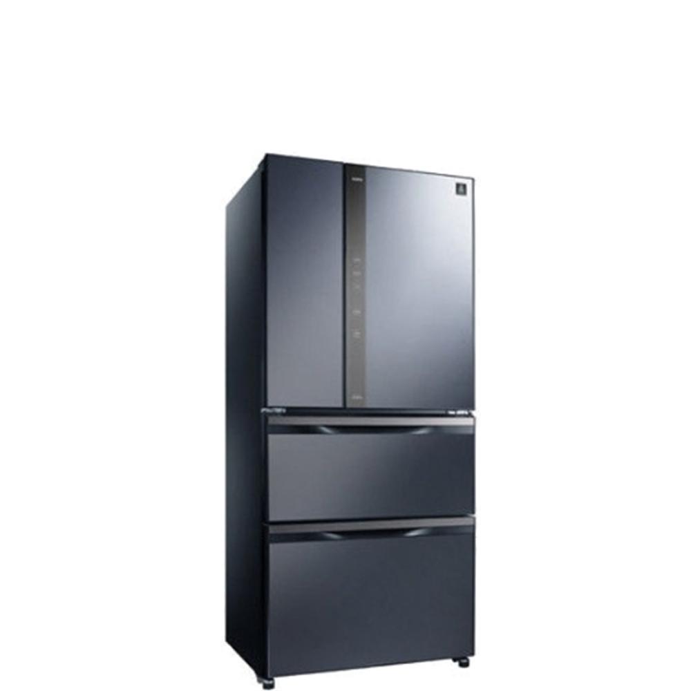 《結帳更優惠》SAMPO聲寶【SR-NW56DD(B3)】《560公升》變頻四門冰箱《來店LG加碼第2件現折94折+12期0利率》