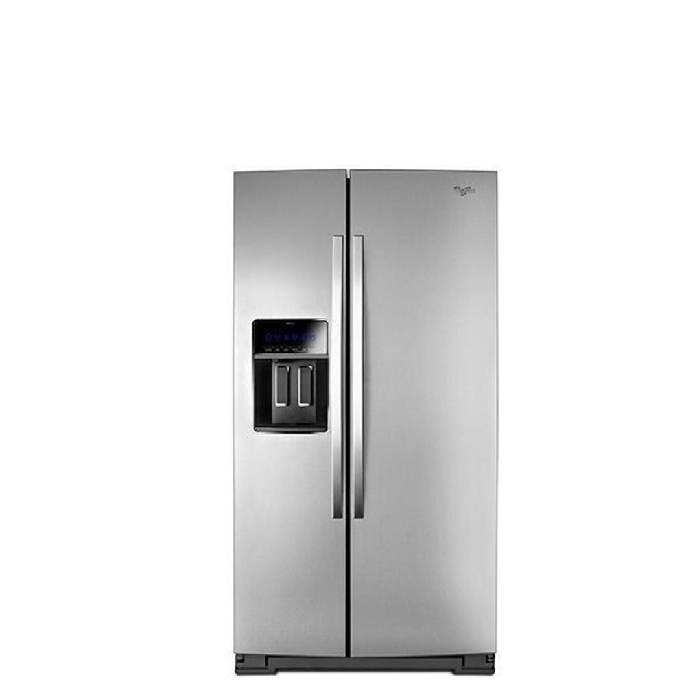 《可再來電、FB、LINE議價》Whirlpool惠而浦701公升對開冰箱WRS973CIDM《來店LG加碼第2件現折94折+12期0利率》