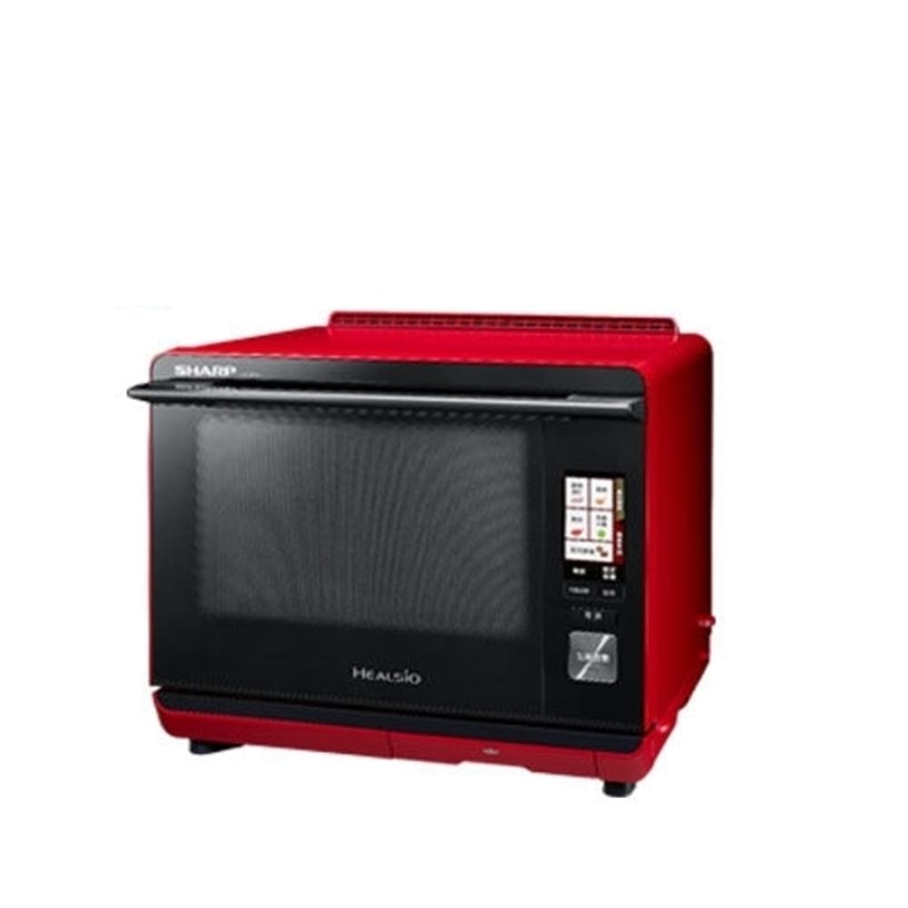 FB分享送500★《可再來電、FB、LINE議價》SHARP 夏普 【AX-XP5T-R】30公升Healsio水波爐 (紅色)《LG第3件88折+12期0利率》