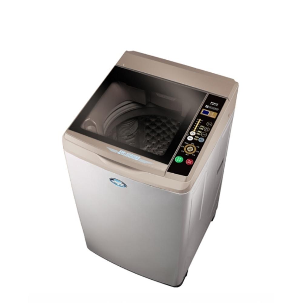 FB分享送500★台灣三洋SANLUX 13公斤防鏽殼洗衣機不鏽鋼SW-13AS6A《LG第3件88折+12期0利率》