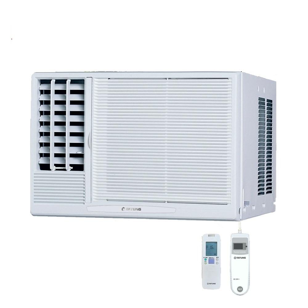 FB分享送吸塵器★(含標準安裝)大同變頻左吹窗型冷氣4坪TW-28DDSN(L)《門市第4件8折優惠》